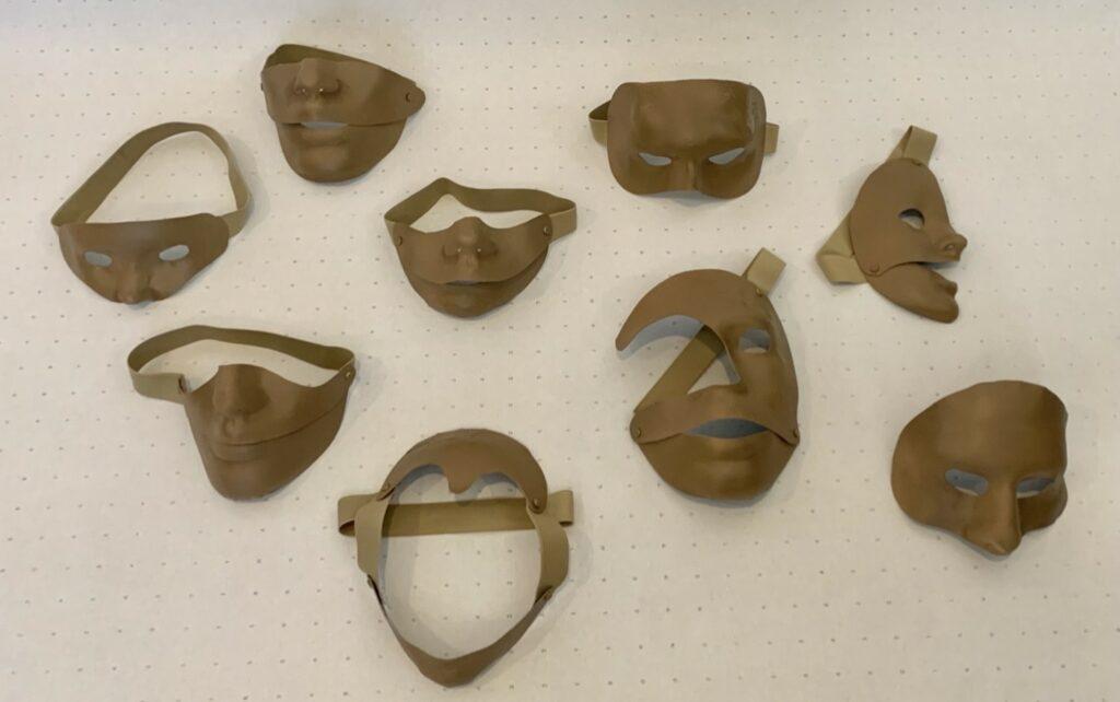 Masking Romeo & Juliet